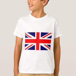 Gewerkschafts-Jack-Briten-Flagge T-Shirt