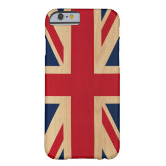 Gewerkschafts-Jack-britische nationale Flagge Barely There iPhone 6 Hülle