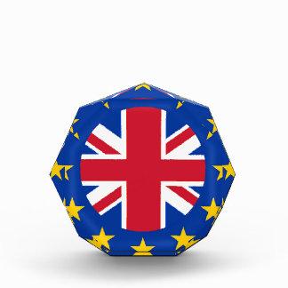 Gewerkschafts-Jack - EU kennzeichnen Auszeichnung