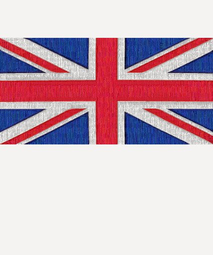Gewerkschafts-Jack - Flagge des Vereinigten Königr Shirts