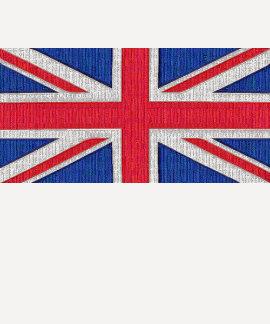 Gewerkschafts-Jack - Flagge des Vereinigten Shirts
