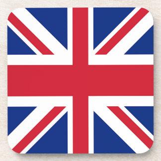 Gewerkschafts-Jack - Flagge des Vereinigten Untersetzer