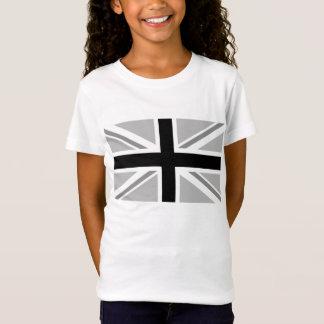 Gewerkschafts-Jack-/Flaggen-Monochrom T-Shirt