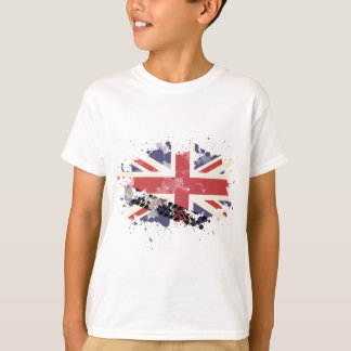 Gewerkschafts-Jack Großbritannien-Flagge T-Shirt