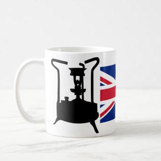Gewerkschafts-Jack- und Paraffindruckofen Kaffeetasse