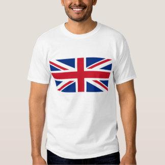 Gewerkschafts-Jack Vereinigtes Königreich Hemd