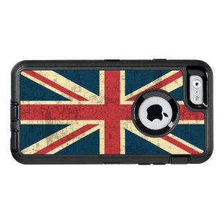 Gewerkschafts-Jack-Vintage britische Flagge OtterBox iPhone 6/6s Hülle