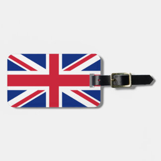 Gewerkschafts-Jackflagge Großbritanniens - Gepäckanhänger
