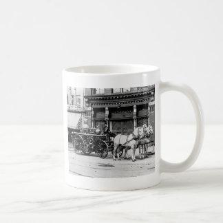 Gewerkschafts-Motornein 3:1911 Kaffeetasse