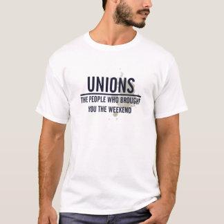 GEWERKSCHAFTS-WOCHENENDE T-Shirt