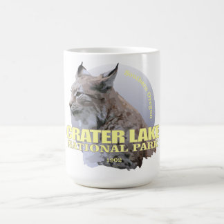 GEWICHT Crater See NP (Luchs) Kaffeetasse