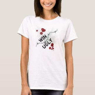 Gewinn hässlich (26,2 auf der Rückseite) T-Shirt