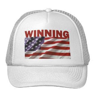 Gewinnen - das USA Baseball Kappen