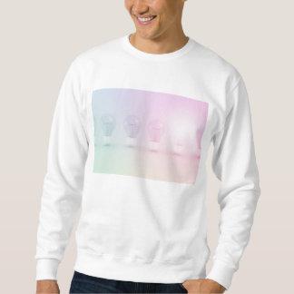 Gewinnende Idee oder Geschäft als Konzept Sweatshirt