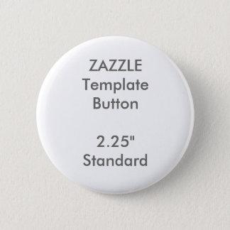 """Gewohnheit 2,25"""" runde runder button 5,1 cm"""