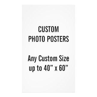 """Gewohnheit 6"""" x 60"""" Foto-Plakat, bis 40"""" x 60"""" Fotodruck"""