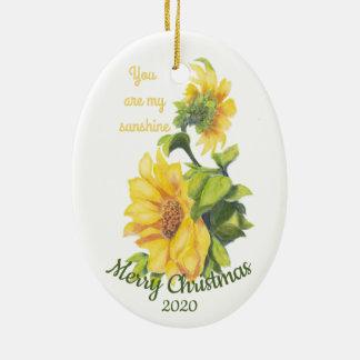 Gewohnheit datiertes Weihnachten sind Sie mein Keramik Ornament