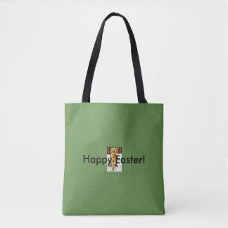 Gewohnheit ganz über Druck-Taschen-Taschen-Grün Tasche