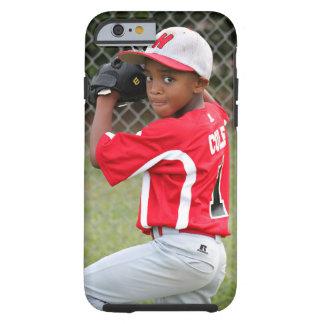 Gewohnheit trägt Spieler-Foto iPhone 6 Tough iPhone 6 Hülle