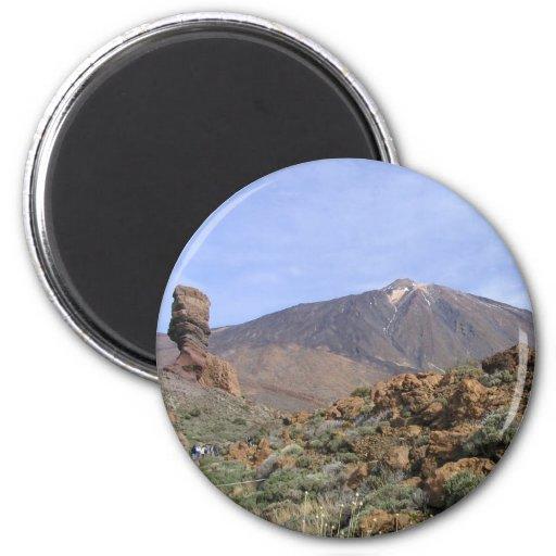 Gewohnheitsmagnet EL Teide Magnete