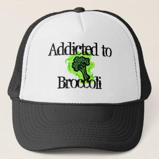 Gewöhnt zum Brokkoli Truckerkappe