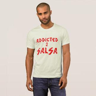 GEWÖHNT zum SALSAt-shirt T-Shirt