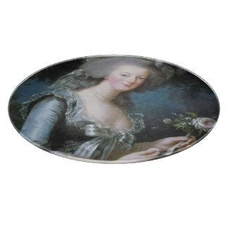 Gewölbter Monarch - Marie Antoinette Schneidebrett