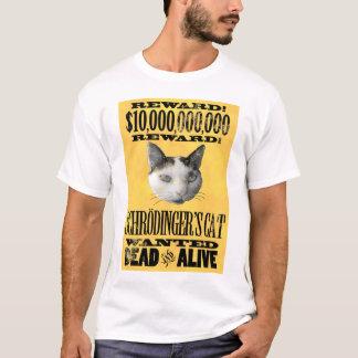 GEWOLLT: Cat-T - Shirt SCHRODINGERS