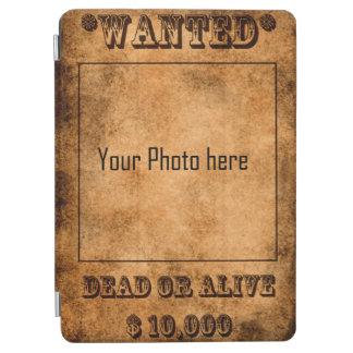 Gewollt, Tote oder lebendiges, Westerncowboy iPad Air Hülle