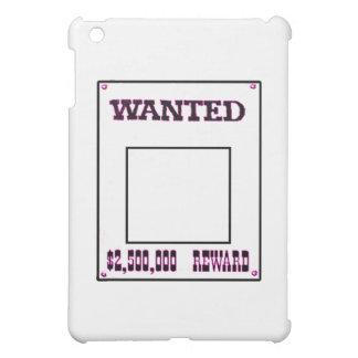 Gewollte Magenta die MUSEUM Zazzle Geschenke iPad Mini Hülle