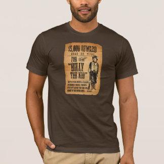 Gewollte Tote oder lebendig! Billy das T-Shirt
