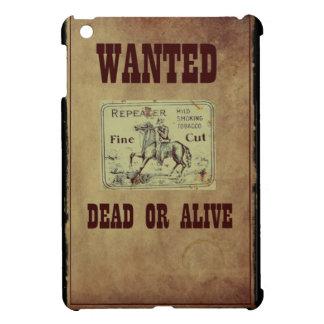 Gewollte Tote oder lebendig iPad Mini Hülle