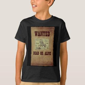 Gewollte Tote oder lebendig T-Shirt