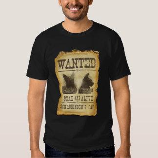 Gewollte Tote und lebendig.  Schroedingers Katze Shirts
