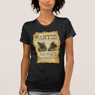 Gewollte Tote und lebendig.  Schroedingers Katze T-Shirt