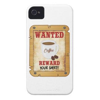 Gewollter Kaffee iPhone 4 Hüllen