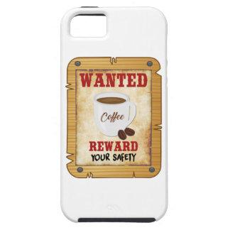 Gewollter Kaffee iPhone 5 Cover