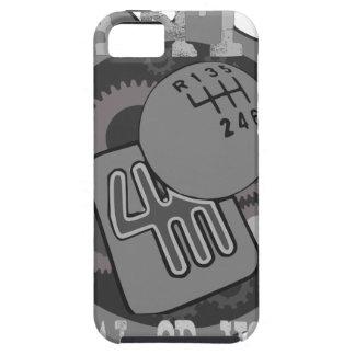 gewolltes Handbuch oder nichts (Getriebe) iPhone 5 Cover