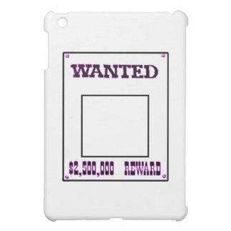 Gewolltes lila transp die MUSEUM Zazzle Geschenke iPad Mini Hüllen