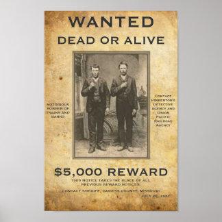 Gewolltes totes oder lebendiges U kann PIC und Wör Poster