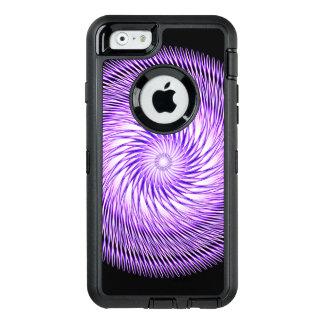 Gewundene Illusions-Mandala OtterBox iPhone 6/6s Hülle