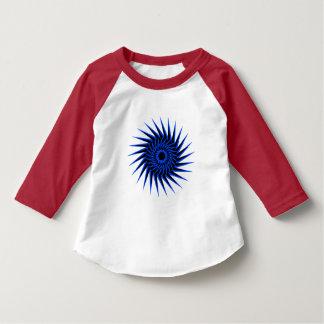 Gewundenes Burst1 T-Shirt
