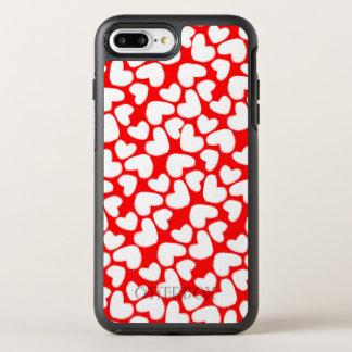 Gezeichnete Herzen 2014 OtterBox Symmetry iPhone 8 Plus/7 Plus Hülle