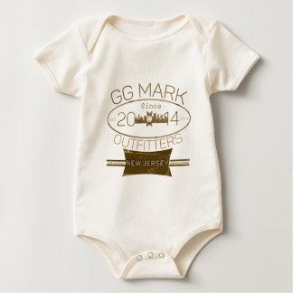 GG MARKIEREN offizielles Baby Strampler