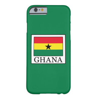 Ghana Barely There iPhone 6 Hülle