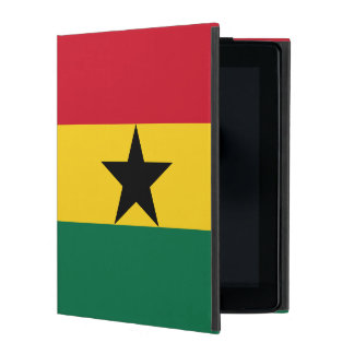 Ghana-Flagge iPad Etuis