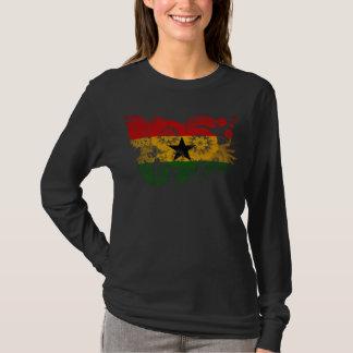 Ghana-Flagge T-Shirt
