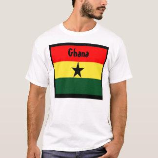 Ghana-Flaggen-T - Shirts