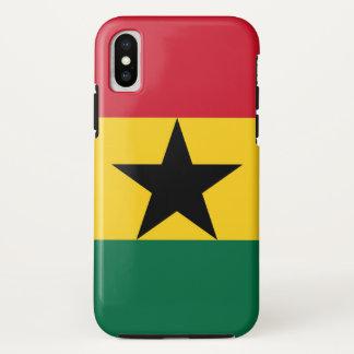 GHANA iPhone X HÜLLE