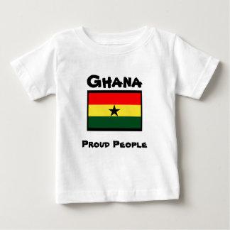 Ghana t-shirts_proud Leute Baby T-shirt